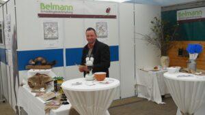 Messepräsentation Belmann Schädlingsbekämpfung